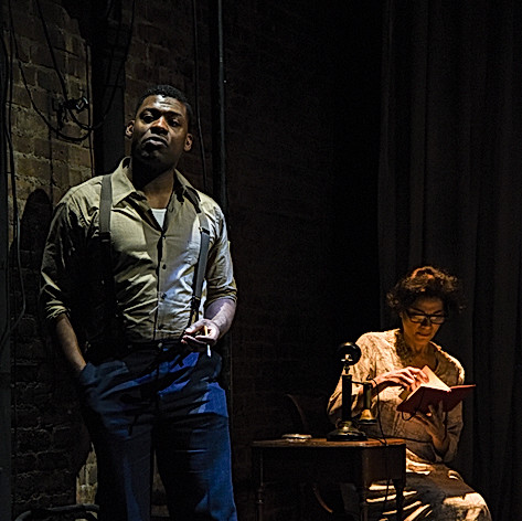 The Glass Menagerie - Tom and Amanda