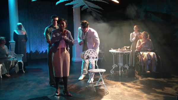SUDDENLY LAST SUMMER by Tennessee Williams