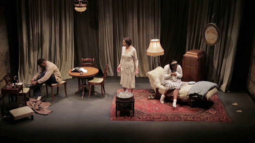 THE GLASS MENAGERIE Off-Broadway