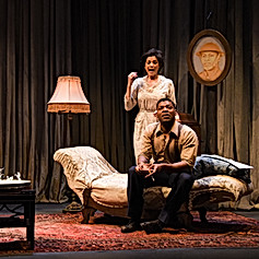 The Glass Menagerie - Laura, Amanda and Tom