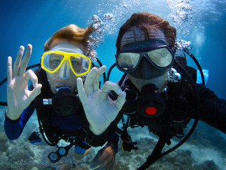 Why Scuba Diving Could Damage Your Teeth