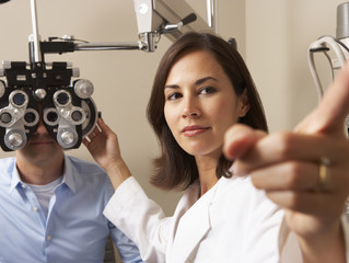 Dementia Could Be Predicted By Routine Eye Test