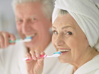 Brushing your teeth 'can help ward off devastating condition'
