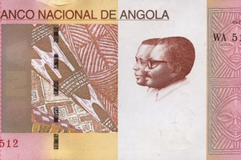 Angola 10 Kwanza Paper Banknote (UNC)