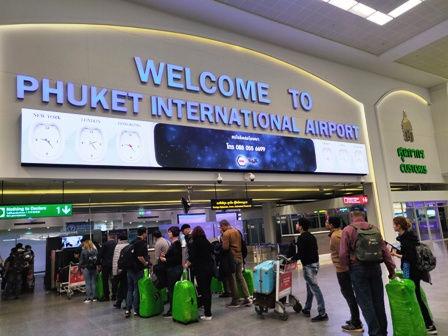 Phuket Intrnational Airport