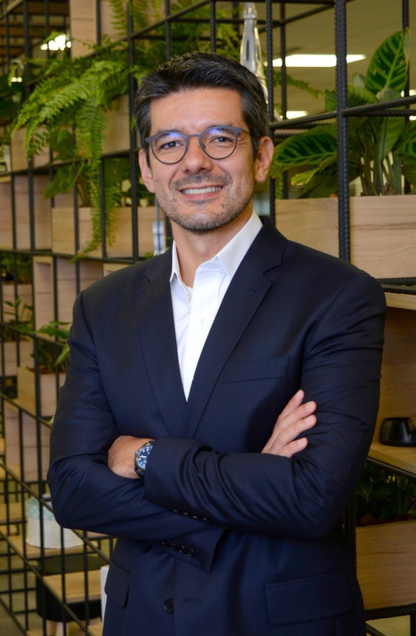 Juliano Ohta, diretor-geral da Saint-Gobain Distribuição no Brasil.