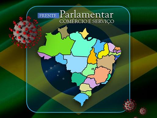 Anamaco produz material sobre atuação da Frente Parlamentar do Comércio em todo o país