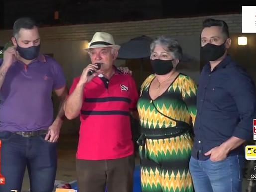Presidente do Sindmac-DF Carlos Aguiar lança livro em live solidária e arrecada 600 cestas básicas