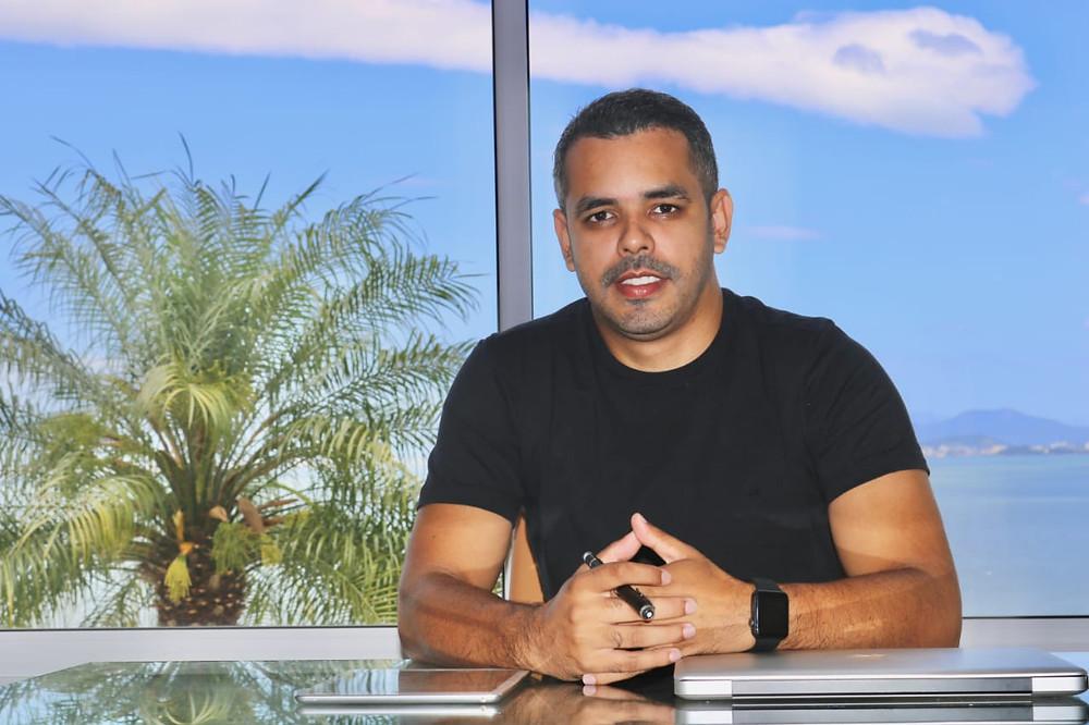 Wanderson Leite, CEO da Prospecta Obras