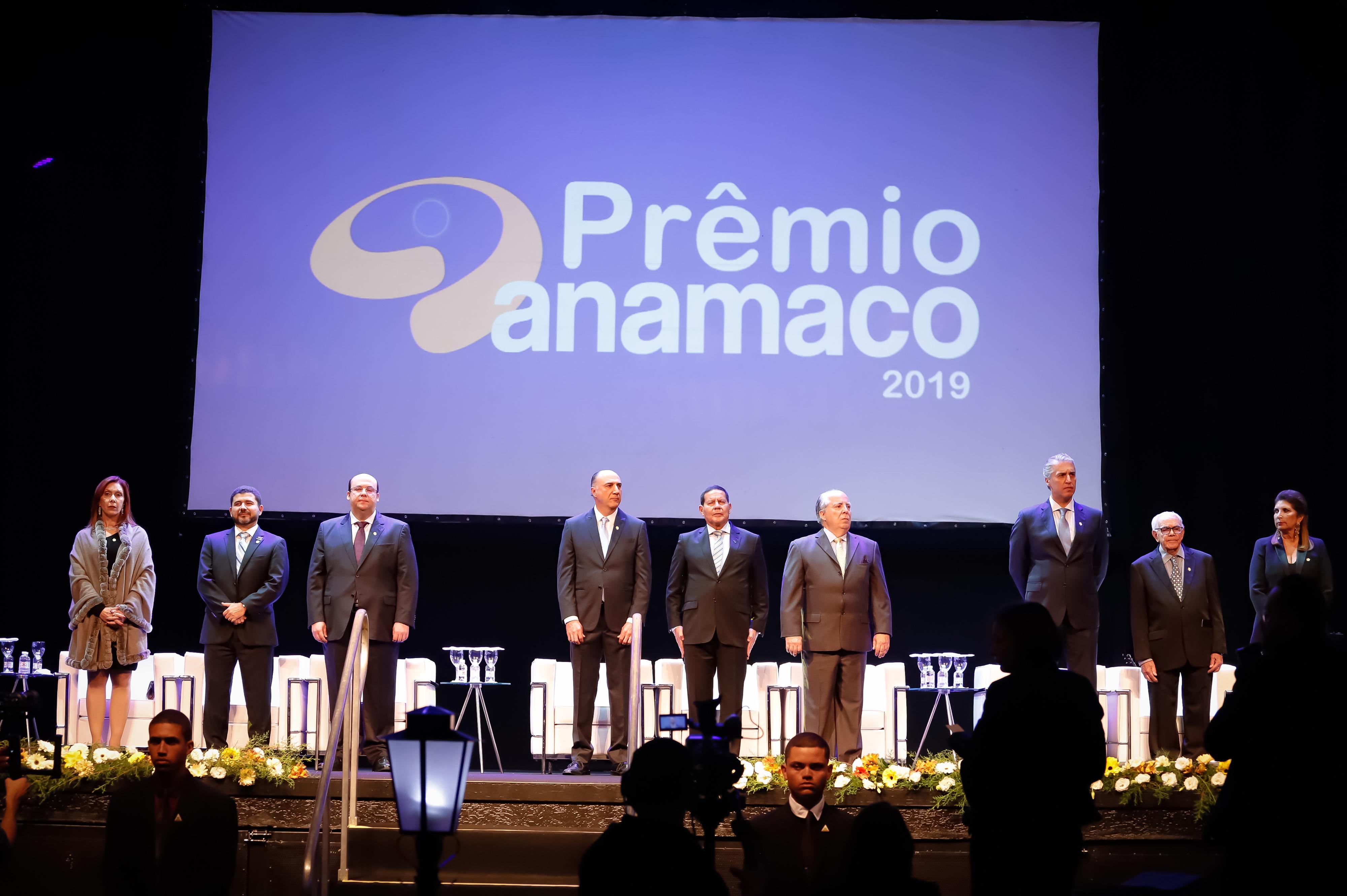 PRÊMIO ANAMACO - 2019