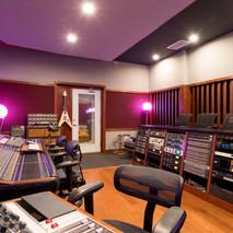 Studio I Control Room