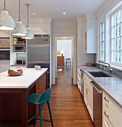 Long Island House Kitchen