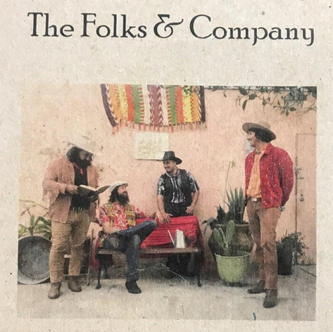 The Folks and Company - Roll On