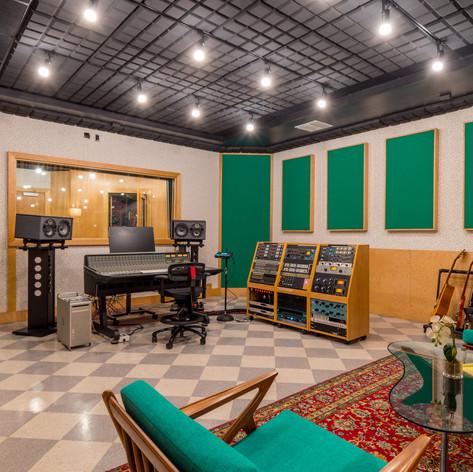 Studio II Control Room
