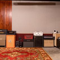 Studio I Live Room Amps