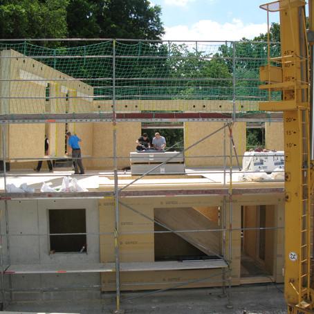 Baustelle in Roßtal - Nr. 4