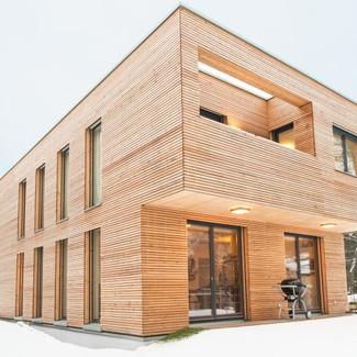 Holzhaus in Erlenstegen