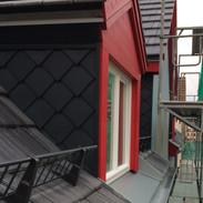 Denkmalgerechte Wiederherstellung Dachgauben