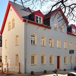 Sanierung Gostenhof