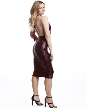 Chelsea Bird for Big Brother Canada 2019 Campaign Photoshoot