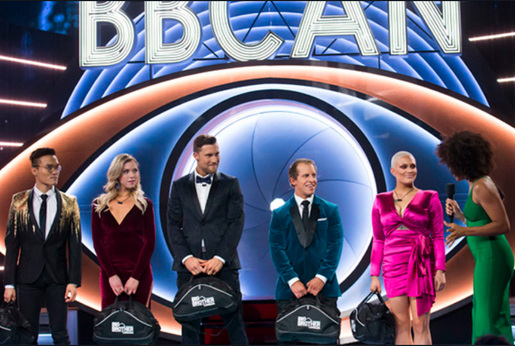 Chelsea Bird on Night One of Big Brother Canada 2019