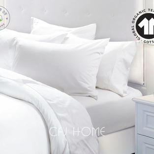 SHEET SET - Organic White