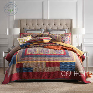 QUILT - Red Combination