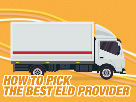 How to pick the best ELD provider