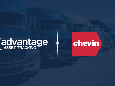 Chevin Announces New Partnership with Geotab Reseller, Advantage Asset Tracking