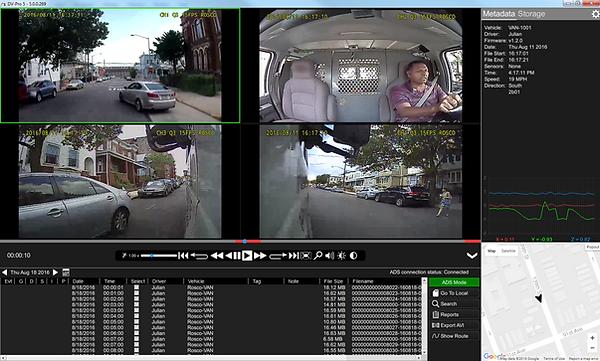 Dash Camera Views