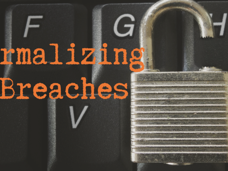 Why Are We Normalizing Breaches?