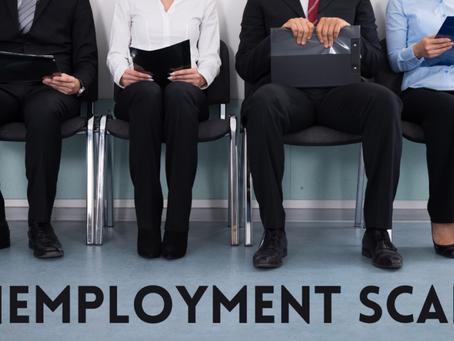 Unemployment Scams: Best Practices