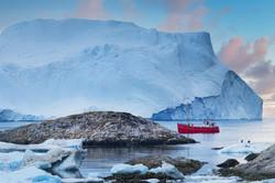 Disko Bucht/ Grönland