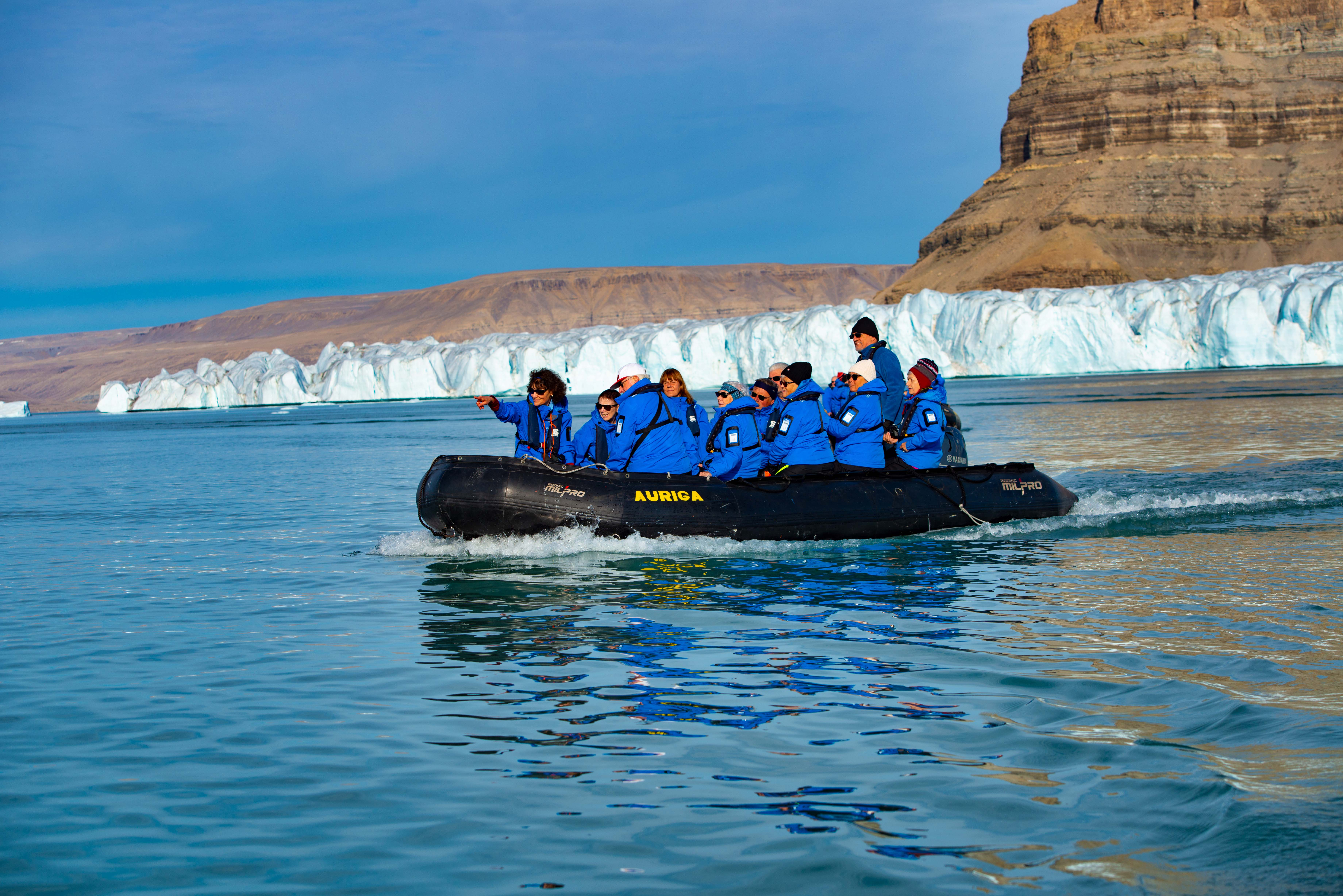 Coronation Sound/ Baffin Island