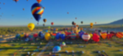Hot Air Balloon Festival Albuquerque