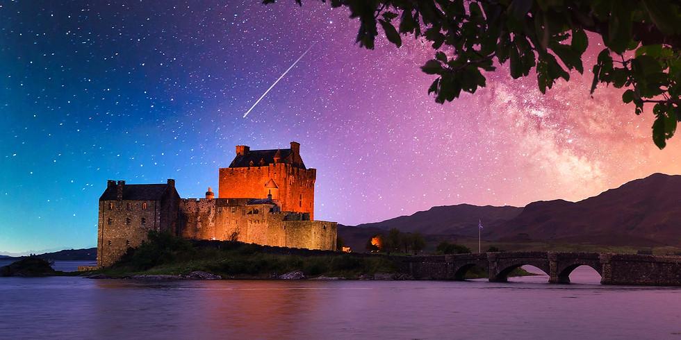 Multimedia-Show Schottland