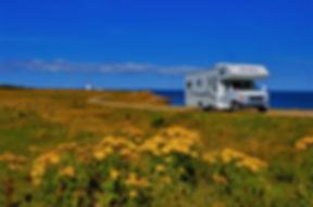 Motorhome Cheticamp/ Nova Scotia