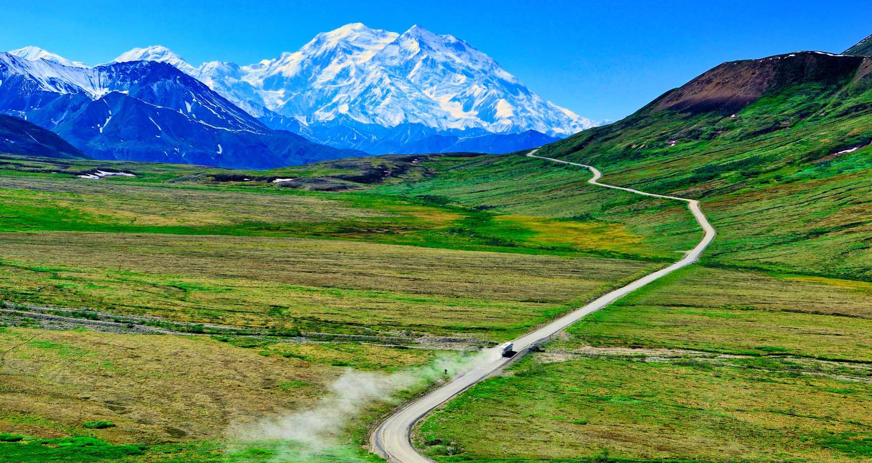 Denali (ehemals Mt. McKinley