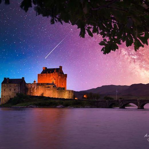 """Multimedia-Show """"Schottland"""""""