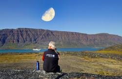 Elvira Diskobucht/ Grönland