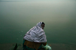 Ganges is a center of social and religious tradition in India