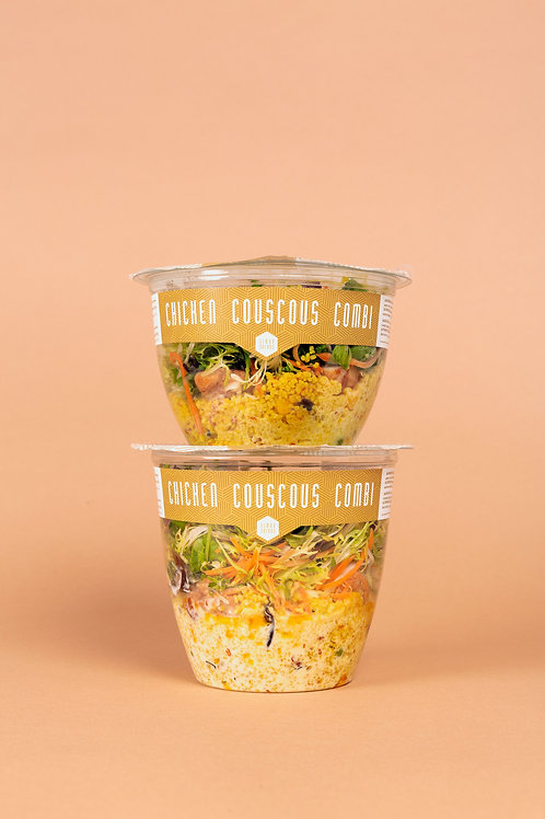 Chicken Couscous Combi
