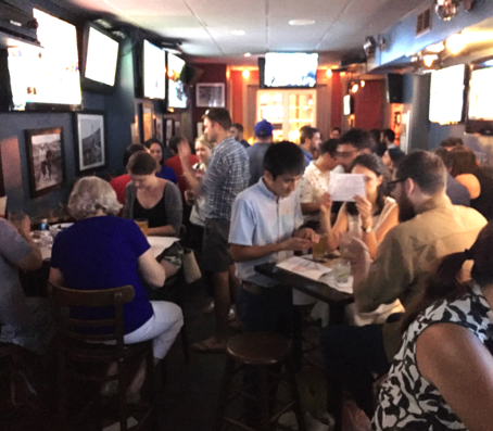 Kickoff Trivia Night @ Ventnor Sports Cafe
