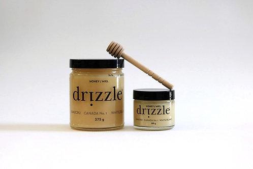 Drizzle Honey : White Raw Honey