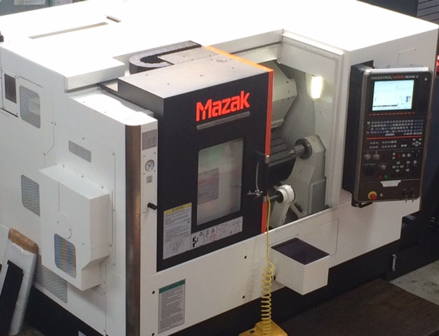 Mazak Quick Turn Nexus 250-11 MY