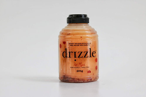 Drizzle Honey : Hot Raw Honey