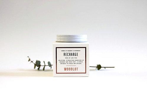 Woodlot : Recharge Candle