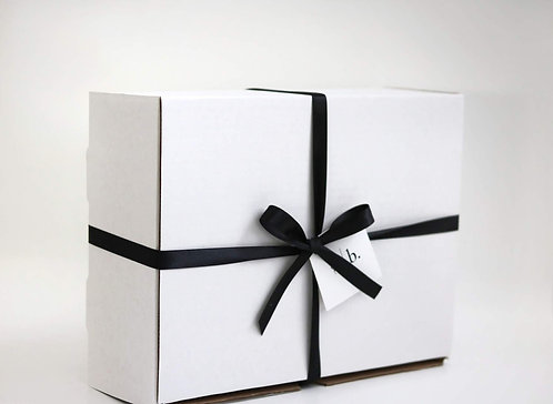 Closed Gift Box with Lid