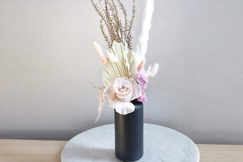 Tall Blush Vase