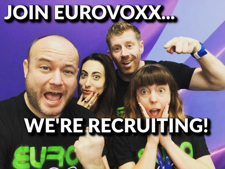 Want to join Eurovoxx? We're recruiting!